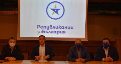 Цветан Цветанов и Павел Вълнев са на работна обиколка в област Благоевград